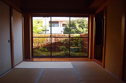 国立市富士見台 K邸